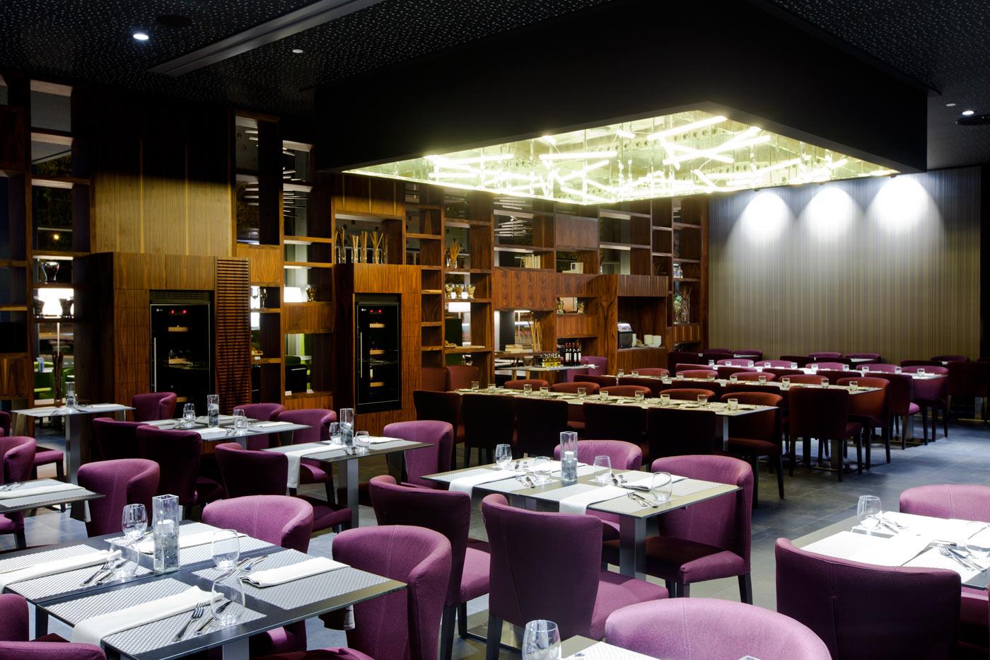 Restaurante punt i coma del hotel plaza europa barcelona - Restaurante al punt barcelona ...