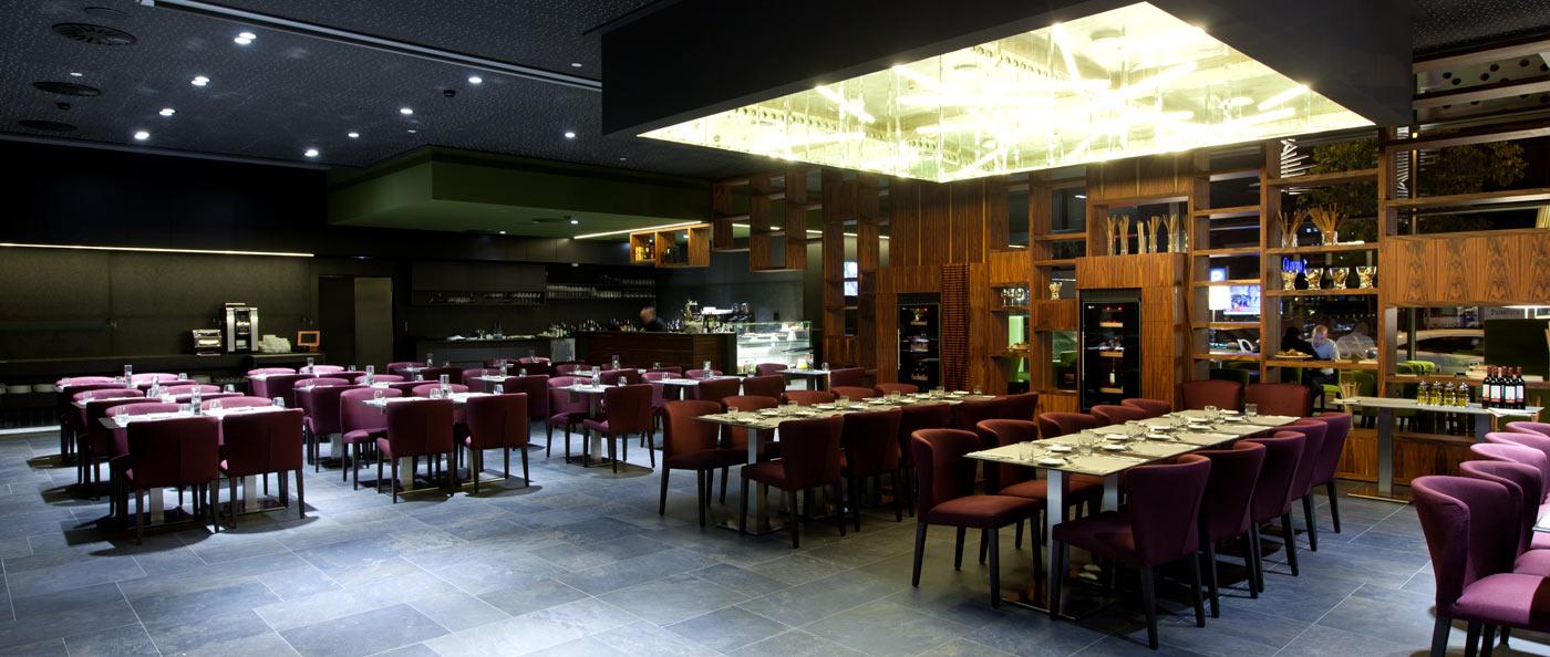 Restaurante punt i coma del hotel plaza europa barcelona web oficial - Restaurante al punt ...